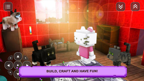 Cat pet shop: Girl craft story for Android