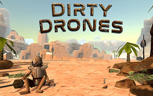 Dirty drones Screenshot