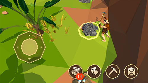 Stay alive: Survival and adventures on the island für Android