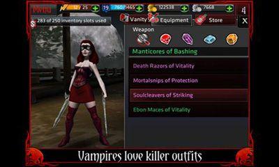 Dark Legends para Android