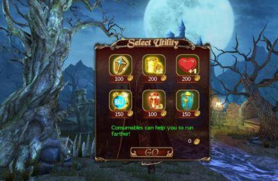 Captura de pantalla Persecución en la oscuridad: Salvación de la princesa en iPhone