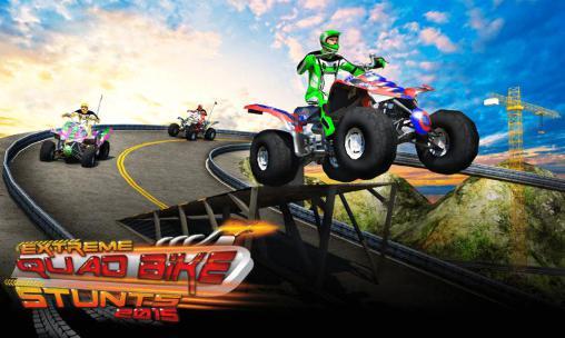 Extreme quad bike stunts 2015 Screenshot