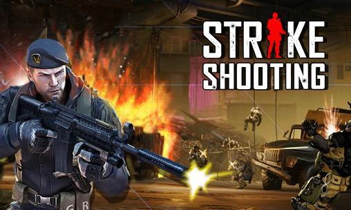 Strike shooting: SWAT force icône