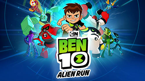 Ben 10: Alien run captura de tela 1