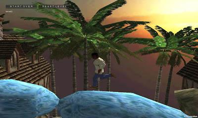 Arcade-Spiele Jumper 3D für das Smartphone