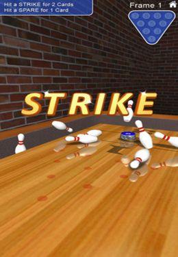 スポーツゲーム 10ピンのシャッフル (ボウリング)の日本語版