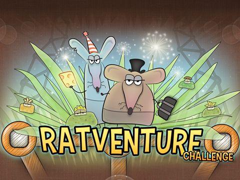 logo Aventures de rat: Epreuve