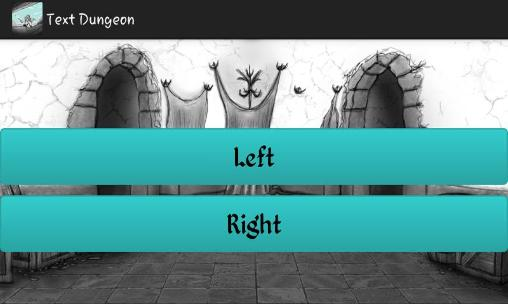 Text dungeon Screenshot