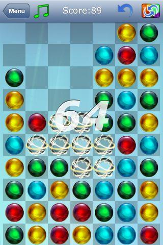 Juegos de lógica: descarga Rompe las bolas a tu teléfono
