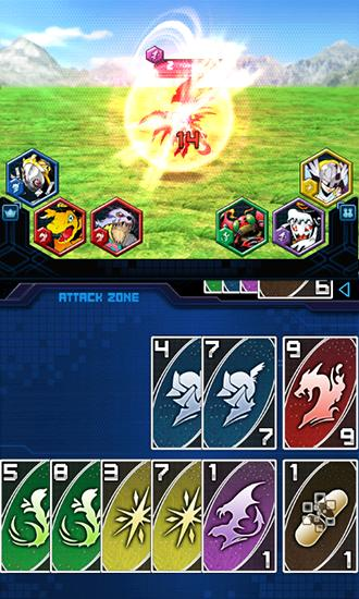 Digimon heroes! screenshot 3