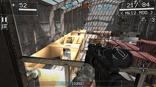 Squad strike 3 для Android