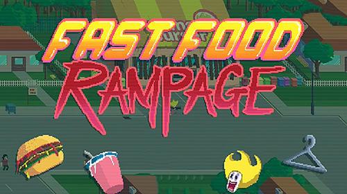 Fast food rampage Screenshot