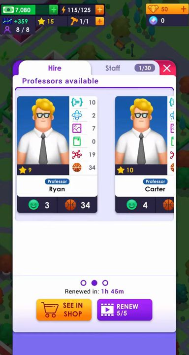 University Empire Tycoon - Idle Management Game for Android