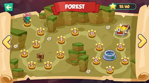 Arcade Jungle adventures für das Smartphone
