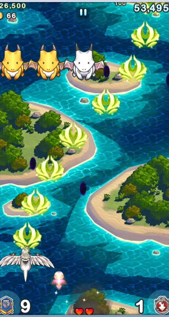 DragonFlight скриншот 1