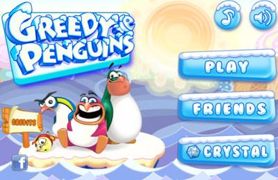 logo Pingüinos codiciosos