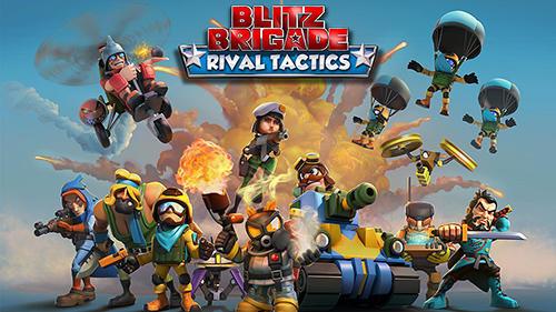 Blitz brigade: Rival tactics Symbol