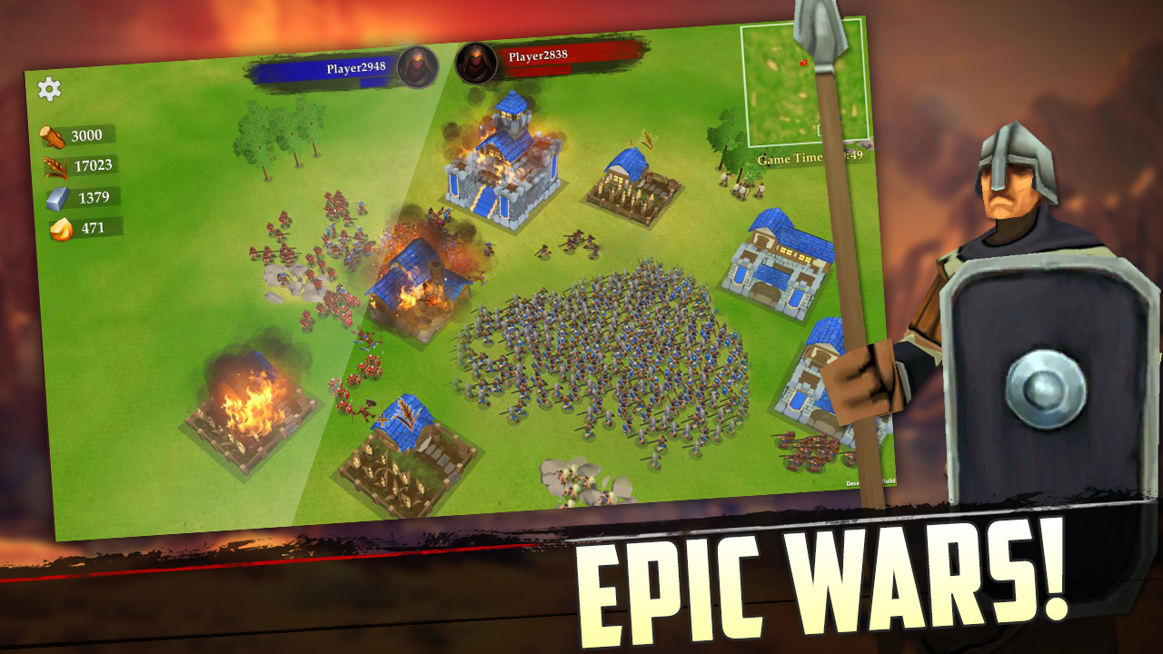 War of Kings für Android