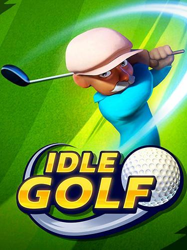 Idle golf Screenshot