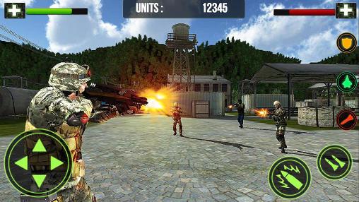 Sniper warrior assassin 3D für Android