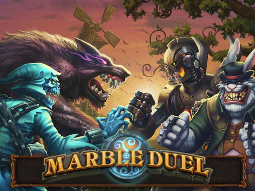 Marble duel скриншот 1