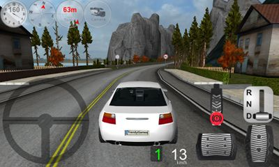 Duty Driver для Android