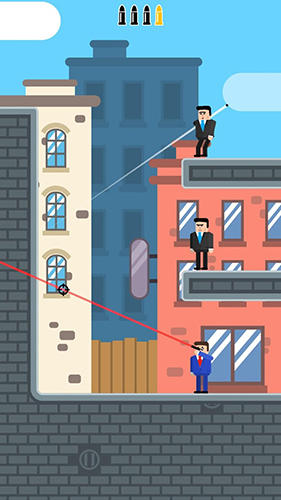Mr Bullet: Spy puzzles für Android