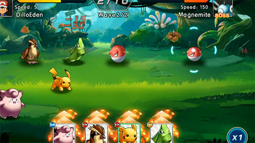 Monster world: Epic evolution pour Android
