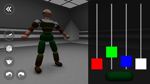 3D Bash screenshot 2