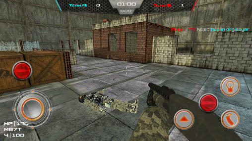 Bullet party Screenshot