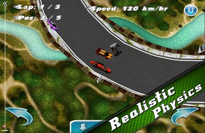 Furious Race for iPhone