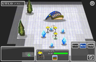 Arcade: Lade Doodle Krieg 2: Counter Strike Krieg auf dein Handy herunter