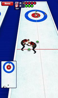 Curling 3D para Android