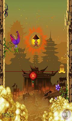 Shaolin Jump Screenshot