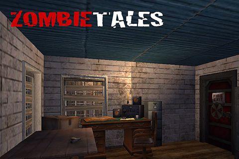 логотип Зомбі історії