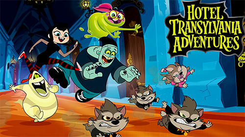 Hotel Transylvania adventures: Run, jump, build! скріншот 1