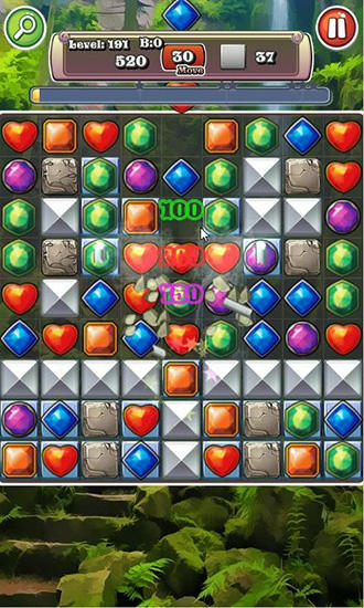 Jewels frenzy для Android