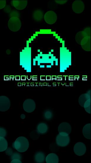 Groove coaster 2: Original style Screenshot