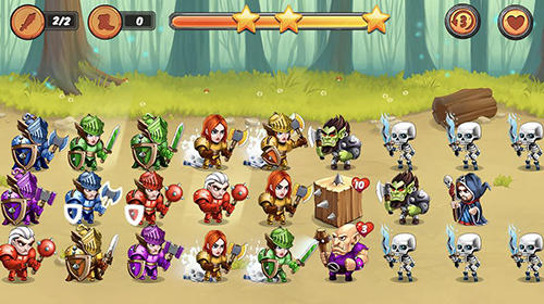Color knights Screenshot
