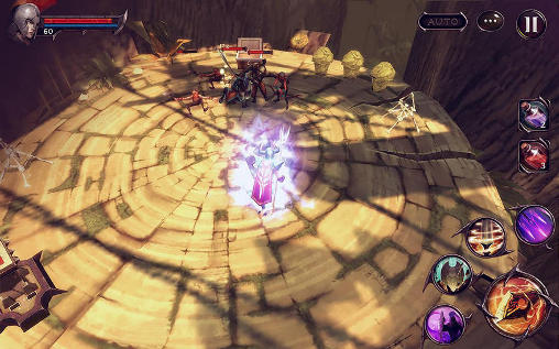Darkness reborn pour Android