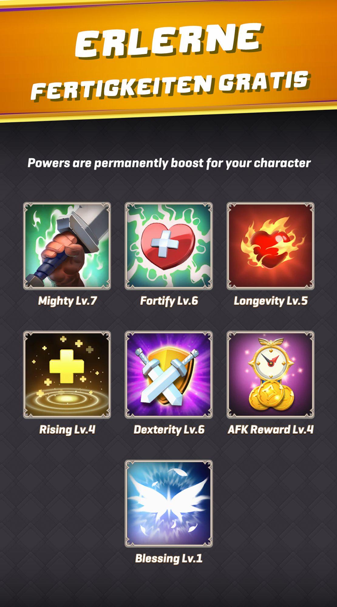 Arcade Hunter: Sword, Gun, and Magic screenshot 1