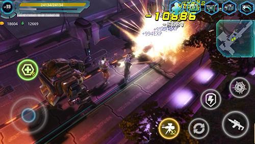 Alien zone raid para Android