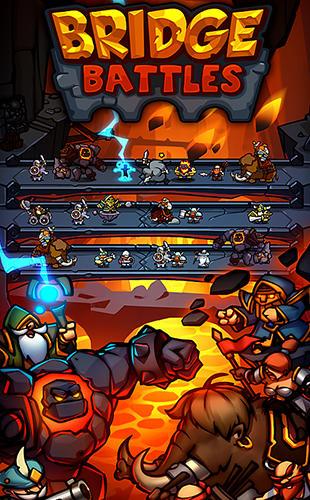 Bridge battles: Tactical card RPG Screenshot