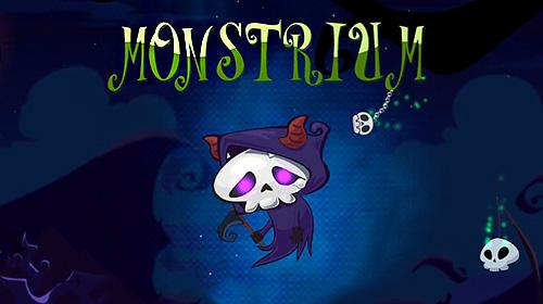Monstrium: Draw physics puzzle game Screenshot