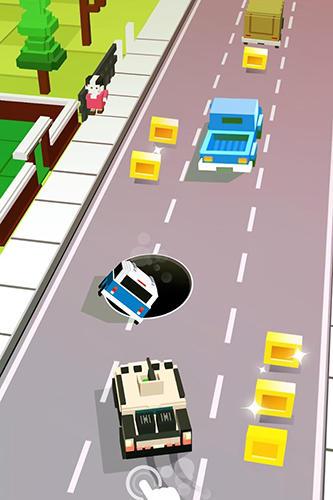 Car.io: Hole strike captura de pantalla 1