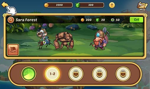 Idle heroes for iPhone for free