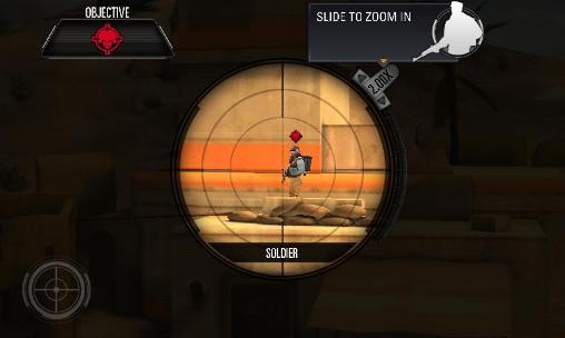 Atirador Sniper X: Kill confirmed em portugues
