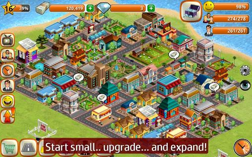 Village city: Island Sim for Android