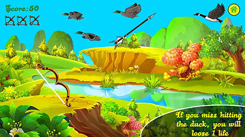 Duck hunting archery für Android