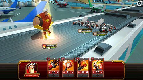 Screenshot Helden der Kampfhand auf dem iPhone